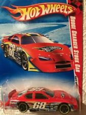 2010 Hot Wheels Dodge Charger Stock Car Race World #1