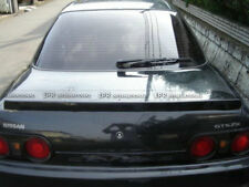 For Nissan Skyline R32 GTR GTS NSM Style FRP Rear Trunk Spoiler Wing Lip Cover
