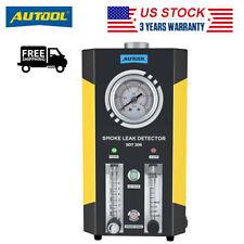EVAP Car Pipe Leak Smoke Machine Auto Diagnostic Leak Detection Tester Air Mode