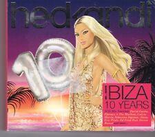 (GJ96) Hedkandi, Ibiza 10 Years - 2012 - 3 CDs