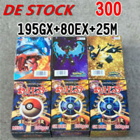NEUE 300 STÜCKE Original GX MEGA EX Pokemon Karte Pokémon Karte Pokemon Karte**