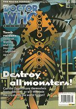 RARE Back Issue - DOCTOR WHO MAGAZINE #308 - ZYGON COVER - Deborah Watling