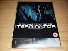 The Terminator Steelbook (Blu-ray Disc) Play.com Region Free RARE OOP