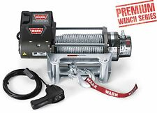 WARN 26502 M8000 8000lb Premium Series Winch 4.8 HP 100' 5/16 Cable Roller