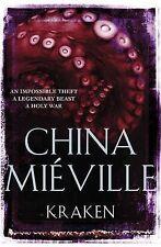 Kraken by China Mieville (Hardback, 2010) New Book