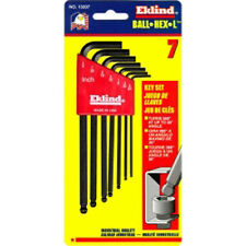 Eklind 13207 7 Piece SAE Long Ball End Hex-L Hex Key Set