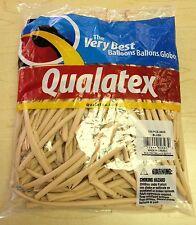 Qualatex Blush 260Q Entertainer Balloons ~100 ct.
