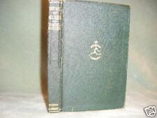 THE WAY OF ALL FLESH SAMUEL BUTLER 1882 BOOK  ANTIQUE