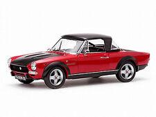 1972 Fiat 124 Spider CSA RED 1:18 SunStar 4926