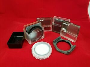 Cokin A Series Filters - Wide Assortment  ** NO RESERVE **
