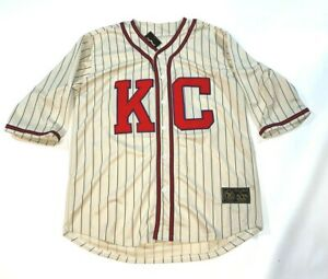 Satchel Paige Kansas City Monarchs Jersey XL