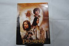 LORD OF THE RINGS THE TWO TOWERS HEROCLIX COUNTER DISPLAY BOX WITH 30 PACKS RARE