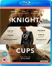 Knight of Cups Blu-ray 2016 DVD Region 2