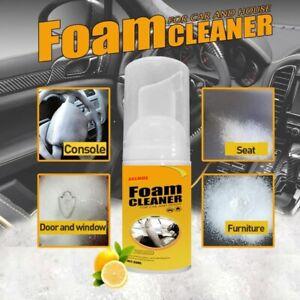 Car Interior Cleaning Foam Cleaner Car Seat Interior car cleaner Leather Foam