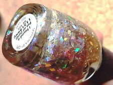 NEW! Sephora by OPI nail vernis polish FOUND A POT OF GOLD ~ JEWELRY TOP COAT