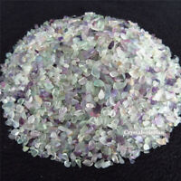 1/2lb Natural Fluorite Tumbled Crystal Quartz Bulk Stone Reiki Gravel Healing