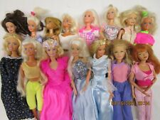 Mattel Barbie Lot! Good Condition W/ Clothing And Accessories T1