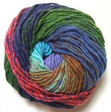 Noro Kureyon Wool Coral Red Blue Hunter Green Yarn Per Skein 354 Lot B