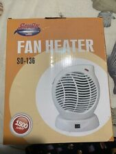 Savon Fan Heater Brand New