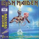 IRON MAIDEN SEVENTH SON OF A SEVENTH SON CD MINI LP OBI