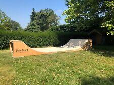 Skateboard scooter skate garage mini garden halfpipe half pipe ramp kit SB Ramps