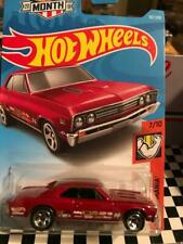 "2019 Hot Wheels ""67 Chevelle Ss 396"""