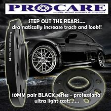 10MM ALLOYWHEEL SPACER KIT+ LONG BOLTS 5x120PCD 72.6 BMW 3SER by PROCARE