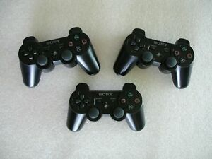 1X Sony PlayStation Sixaxis DualShock 3 Controller PS3 Genuine Original Official