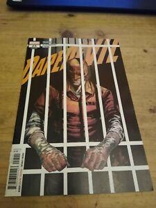 Marvel comics Daredevil 25 (2020) standard cover 1st print