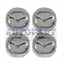 4PCS G22C-37-190A Wheel Center Cap Hub Cover for Mazda 3 5 6 CX7 CX9 Miata RX8