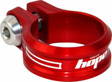 Hope Bolt Seat Clamp 34.9mm Red