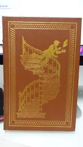 Murder Must Advertise.Dorothy L Sayers.The Franklin Library 1989 Like New