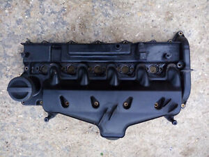 VOLVO V70 S60 XC90  2.4 D5 DIESEL 185BHP  INLET MANIFOLD COVER 30743259 30743258