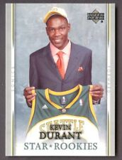 2007-08 UD Star Rookies Kevin Durant RC