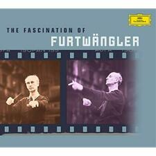 The Fascination Of Furtwangler (CD, 2004, 2 Discs, Deutsche Grammophon) new