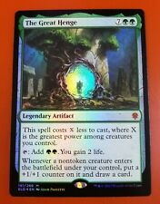 1x The Great Henge   FOIL   Throne of Eldraine   MTG Magic Cards