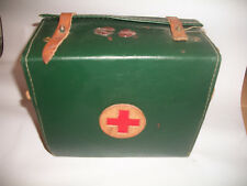 Vintage Military Medical First Aid Bag
