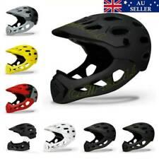 Cairbull Bicycle Full Face Helmet New MTB Cycling Helmet Extreme Sports Helmet ~
