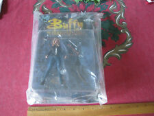 Buffy The Vampire Slayer Figure Exclusive MIP Signed by Clayburn Moore with COA
