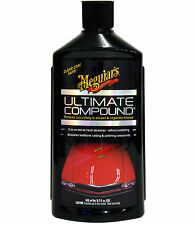 Meguiars Car Body Scratch Remover Mirror Finish Polish Ultimate Cutting Compound