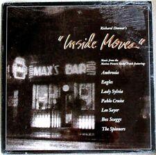 Boz Scaggs et al Inside Moves Soundtrack 1980 Full Moon Recs FMH-3506 Sealed LP