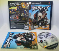 NFL Street (Sony PlayStation 2, 2004) PS2 COMLETE CIB AMAZING FREE SHIP LOOK !@!