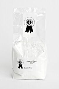 cream of tartar for making play dough Grade A premium quality 500g