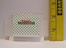 Re-Ment Doll Miniature 1/6 Scale Diy Tasty Dreams Donut Box Accessory Retired