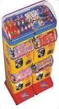 toy capsule vending machine, toy quarter machine