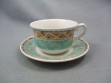 Churchill Ports of Call - Kabul cups and saucers x 4