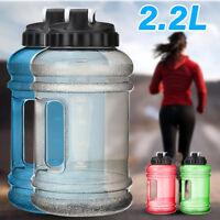Big Mouth 2.2L BPA Free Sport Half Gallon Training Camping Water Bottle   /*/
