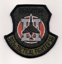 JASDF 302nd TFS F-4EJ PHANTOM patch JAPANESE AIR SELF DEFENSE FORCE