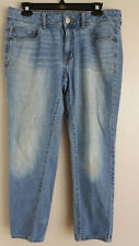 American Eagle Womens Boy Fit Jeans size 8