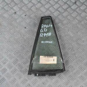 TOYOTA RAV4 XA30 Rear Right Door Quarter Glass 43R-00122 2.2 Diesel 2008 1304710